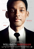 Seven Pounds - Turkish Movie Poster (xs thumbnail)