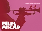 Miles Ahead - British Movie Poster (xs thumbnail)