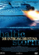 Baltic Storm - German Movie Cover (xs thumbnail)
