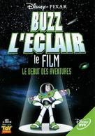 """Buzz Lightyear of Star Command"" - French Movie Cover (xs thumbnail)"