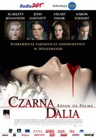 The Black Dahlia - Polish Movie Poster (xs thumbnail)