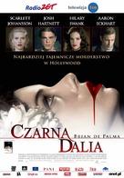 The Black Dahlia - Polish Movie Poster (xs thumbnail)
