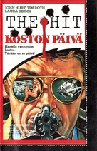 The Hit - Finnish VHS movie cover (xs thumbnail)