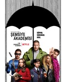 """The Umbrella Academy"" - Turkish Movie Poster (xs thumbnail)"