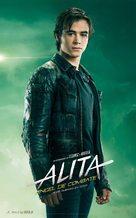 Alita: Battle Angel - Spanish Movie Poster (xs thumbnail)