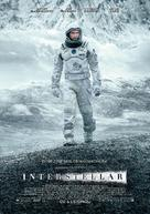 Interstellar - Czech Movie Poster (xs thumbnail)