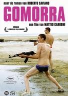 Gomorra - Dutch DVD movie cover (xs thumbnail)