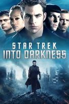 Star Trek Into Darkness - Video on demand movie cover (xs thumbnail)