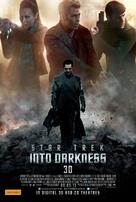Star Trek Into Darkness - Australian Movie Poster (xs thumbnail)