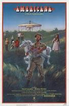 Americana - Movie Poster (xs thumbnail)