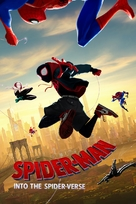 Spider-Man: Into the Spider-Verse - Movie Cover (xs thumbnail)