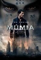 The Mummy - Portuguese Movie Poster (xs thumbnail)