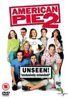 American Pie 2 - British DVD cover (xs thumbnail)