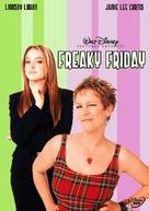 Freaky Friday - Movie Cover (xs thumbnail)