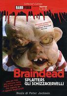 Braindead - Italian DVD movie cover (xs thumbnail)