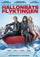 Vadelmavenepakolainen - Swedish Movie Poster (xs thumbnail)