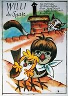Vili, a veréb - German Movie Poster (xs thumbnail)