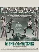 Night of the Witches - Movie Poster (xs thumbnail)
