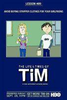 """""""The Life & Times of Tim"""" - Movie Poster (xs thumbnail)"""