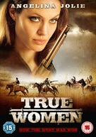 True Women - British DVD cover (xs thumbnail)