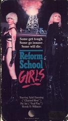 Reform School Girls - VHS cover (xs thumbnail)