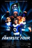 The Fantastic Four - Movie Poster (xs thumbnail)