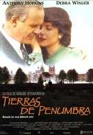 Shadowlands - Spanish Movie Poster (xs thumbnail)