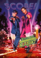 A Night at the Roxbury - Spanish Movie Poster (xs thumbnail)