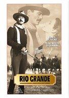 Rio Grande - Australian VHS cover (xs thumbnail)