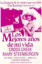 Cross Creek - Spanish Movie Poster (xs thumbnail)