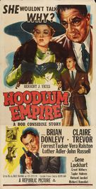 Hoodlum Empire - Movie Poster (xs thumbnail)