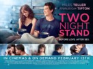 Two Night Stand - British Movie Poster (xs thumbnail)
