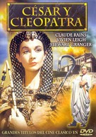 Caesar and Cleopatra - Spanish Movie Cover (xs thumbnail)