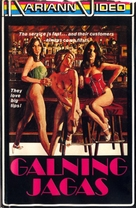 The Swinging Barmaids - Swedish Movie Cover (xs thumbnail)