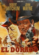 El Dorado - German Movie Poster (xs thumbnail)