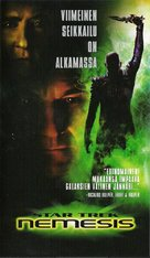 Star Trek: Nemesis - Finnish Movie Poster (xs thumbnail)