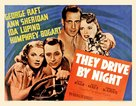 They Drive by Night - Movie Poster (xs thumbnail)
