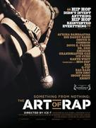 Something from Nothing: The Art of Rap - British Movie Poster (xs thumbnail)