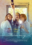 Mommy - Mexican Movie Poster (xs thumbnail)