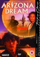 Arizona Dream - British DVD movie cover (xs thumbnail)