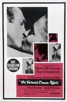 The Thomas Crown Affair - Australian Movie Poster (xs thumbnail)
