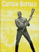 Sergeant Rutledge - Danish Movie Poster (xs thumbnail)