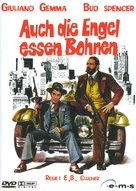 Anche Gli Angeli Mangiano Fagioli - German DVD movie cover (xs thumbnail)