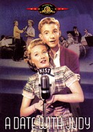 A Date with Judy - DVD cover (xs thumbnail)