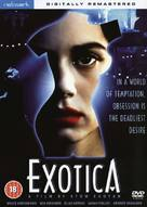Exotica - British DVD cover (xs thumbnail)