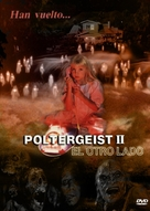 Poltergeist II: The Other Side - Argentinian Movie Cover (xs thumbnail)
