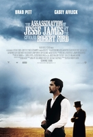 The Assassination of Jesse James by the Coward Robert Ford - British Movie Poster (xs thumbnail)