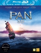 Pan - Danish Blu-Ray movie cover (xs thumbnail)