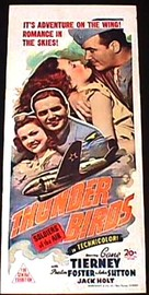 Thunder Birds - Australian Movie Poster (xs thumbnail)