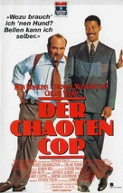 Heart Condition - German VHS cover (xs thumbnail)